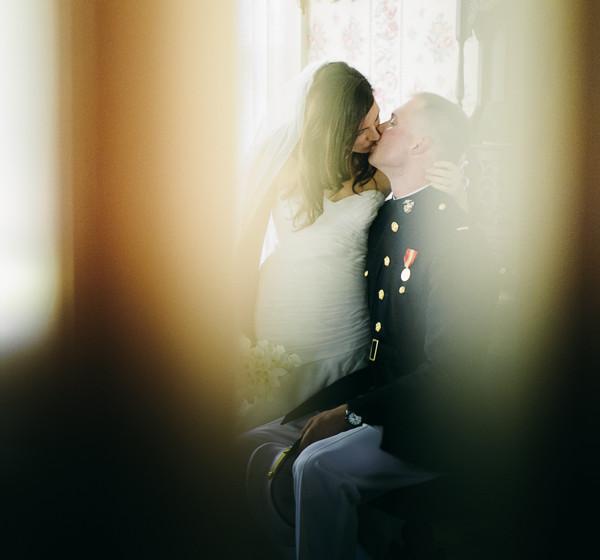 Settlemier Mansion Wedding: Whitney & Beau