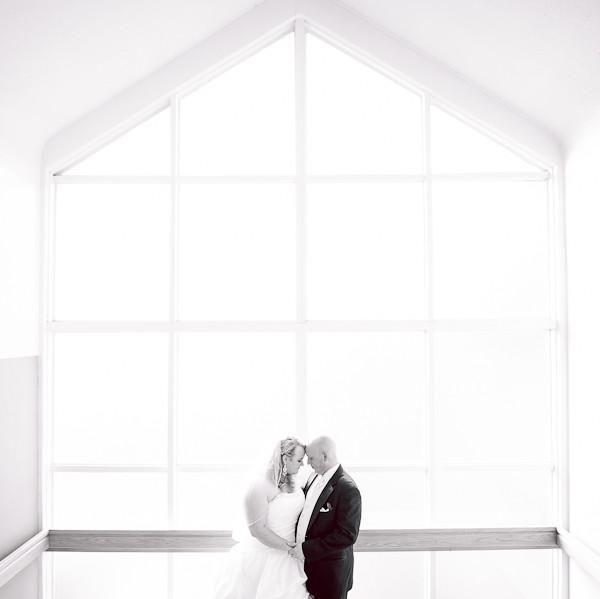 Vineyard Church Wedding: Kelly and Terry