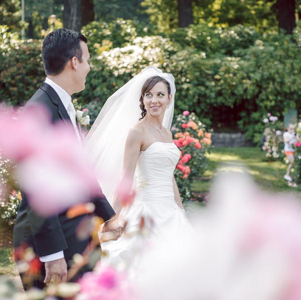 World Forest Center Wedding: Tracie & Gregorio