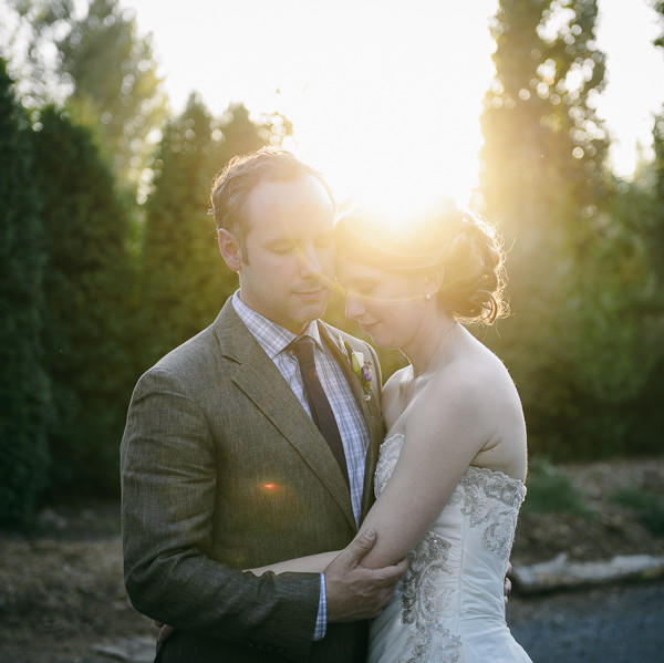 Edgefield Wedding Preview - Cate & Brad