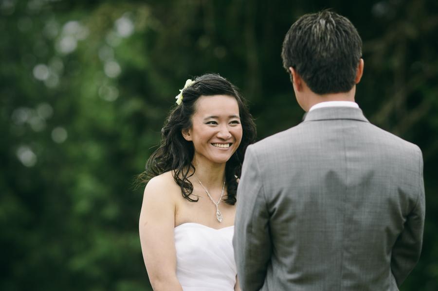 28 smiling bride seattle wedding