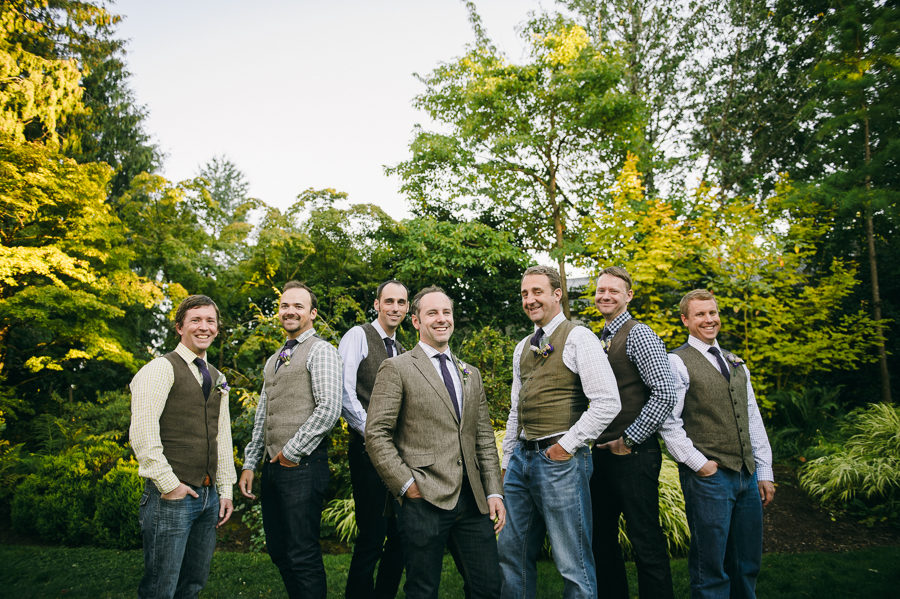 smiling grooms mens seattle
