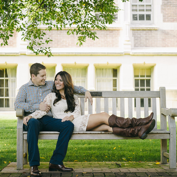 UW Engagement - Marianna & Paul