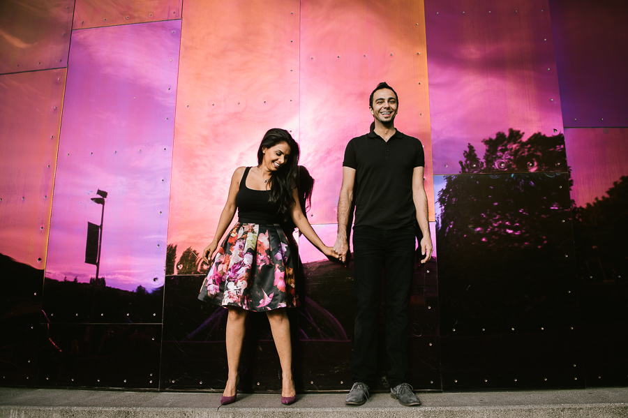 seattle-city-center-space-needle-engagement-session