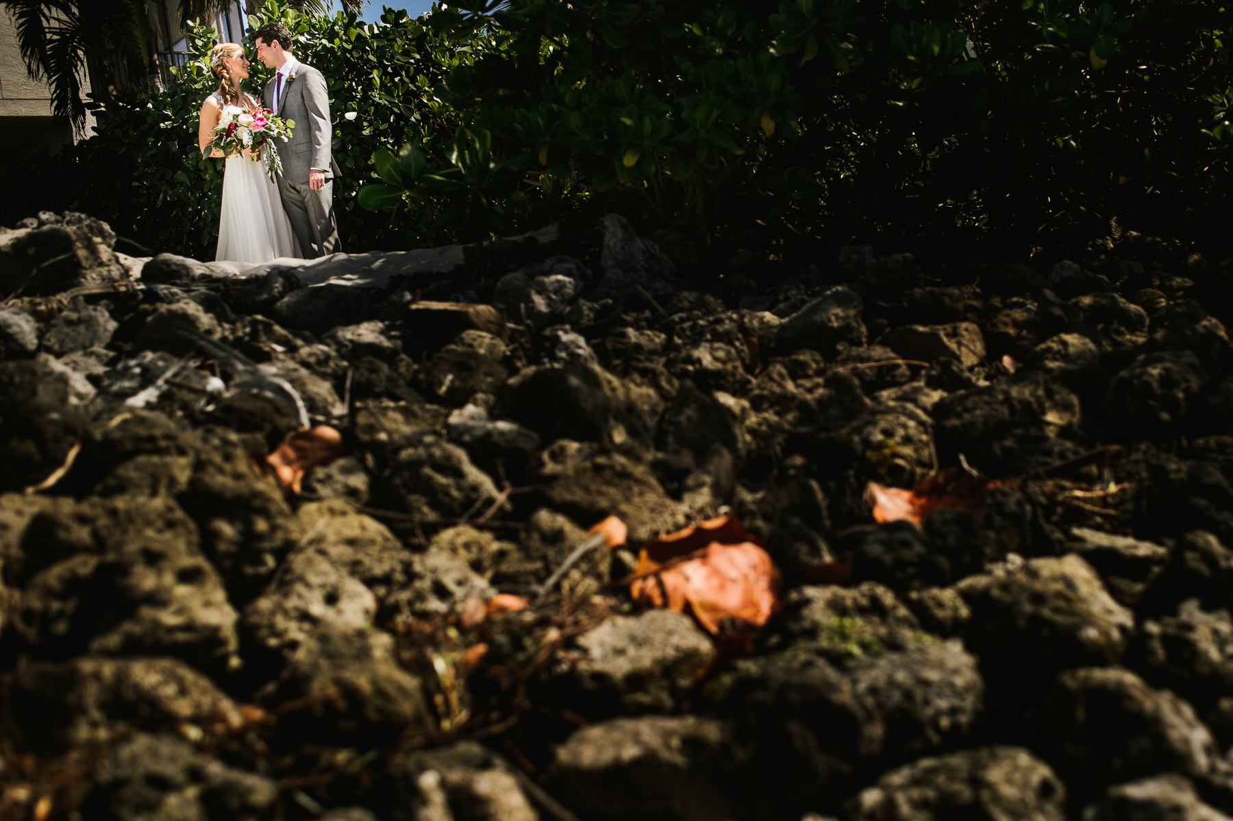 sanibel marriott wedding portrait