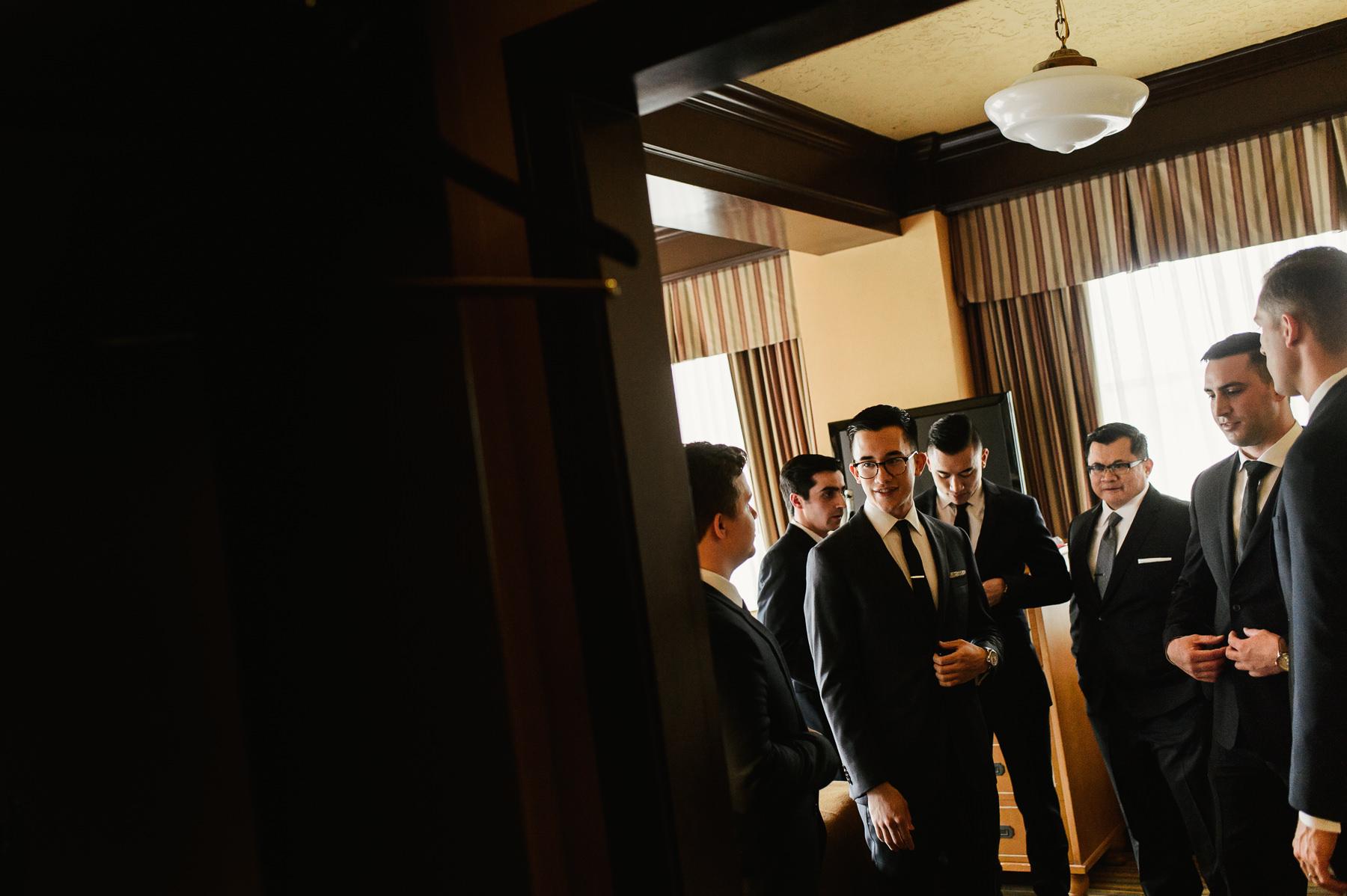 arctic club hotel grooms men