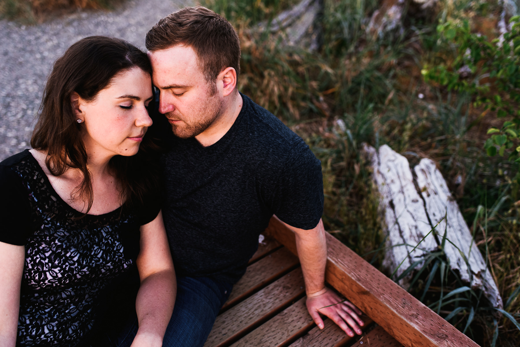 fay bainbridge boardwalk engagement
