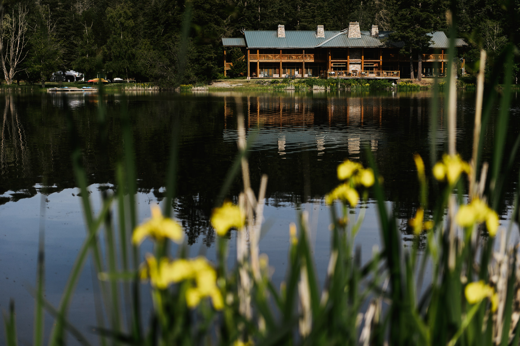 lakedale resort lodge