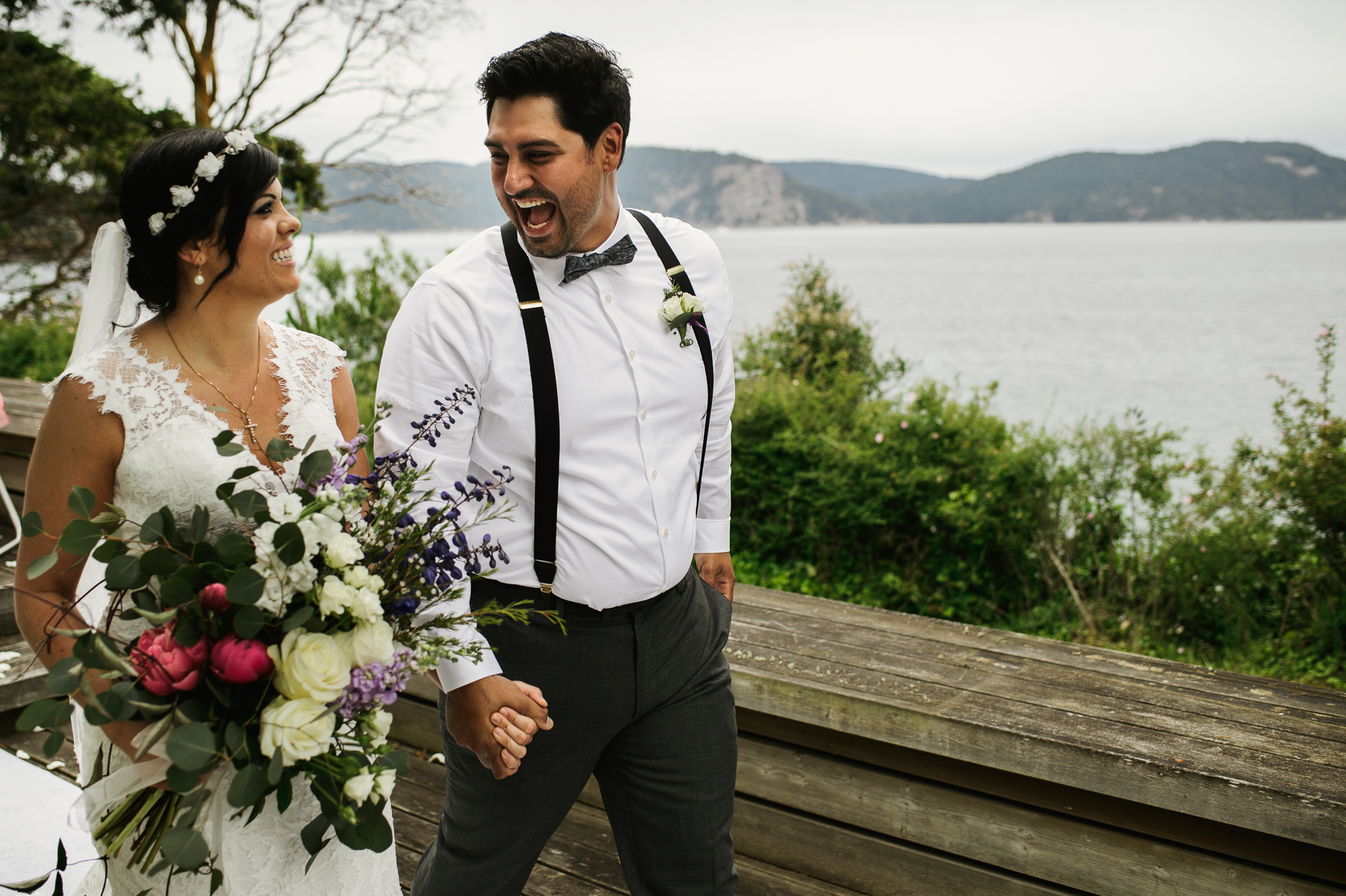 lopez island wedding photography