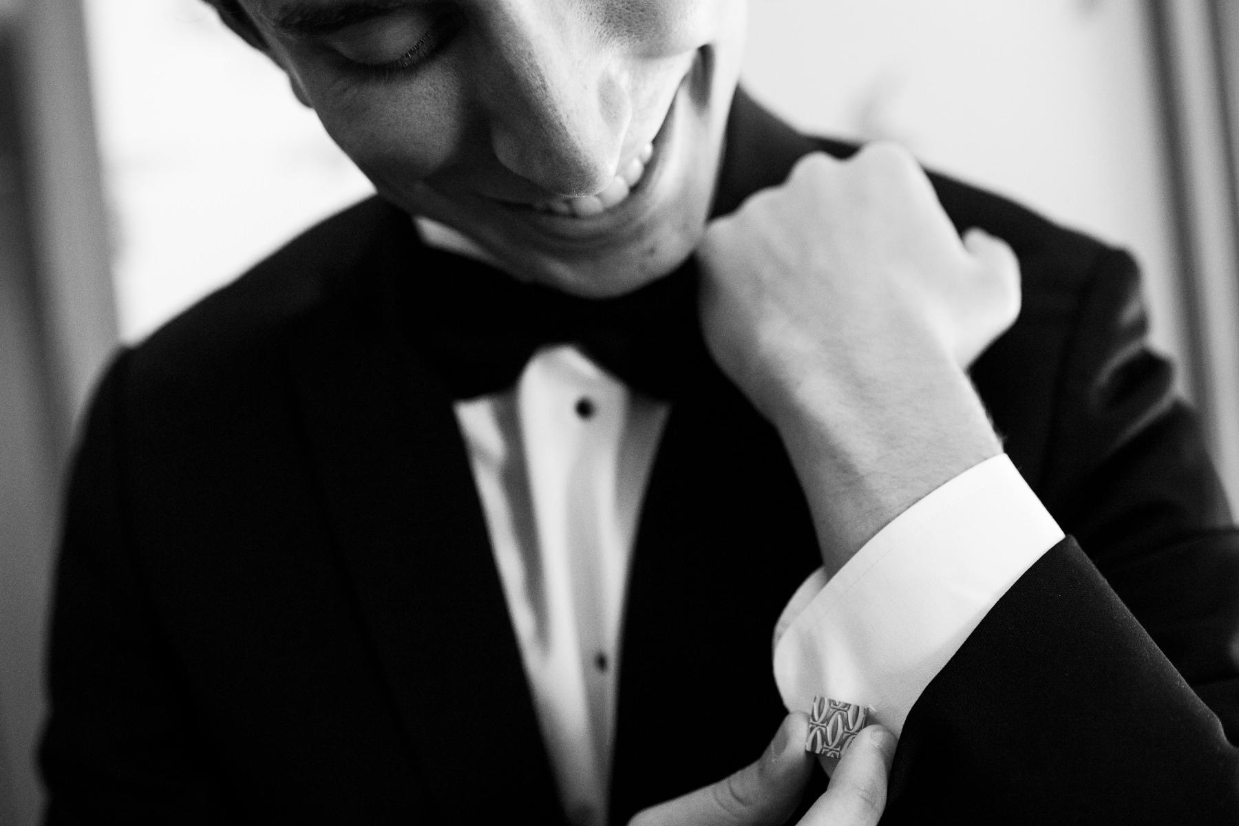 groom cuff links hotel monaco