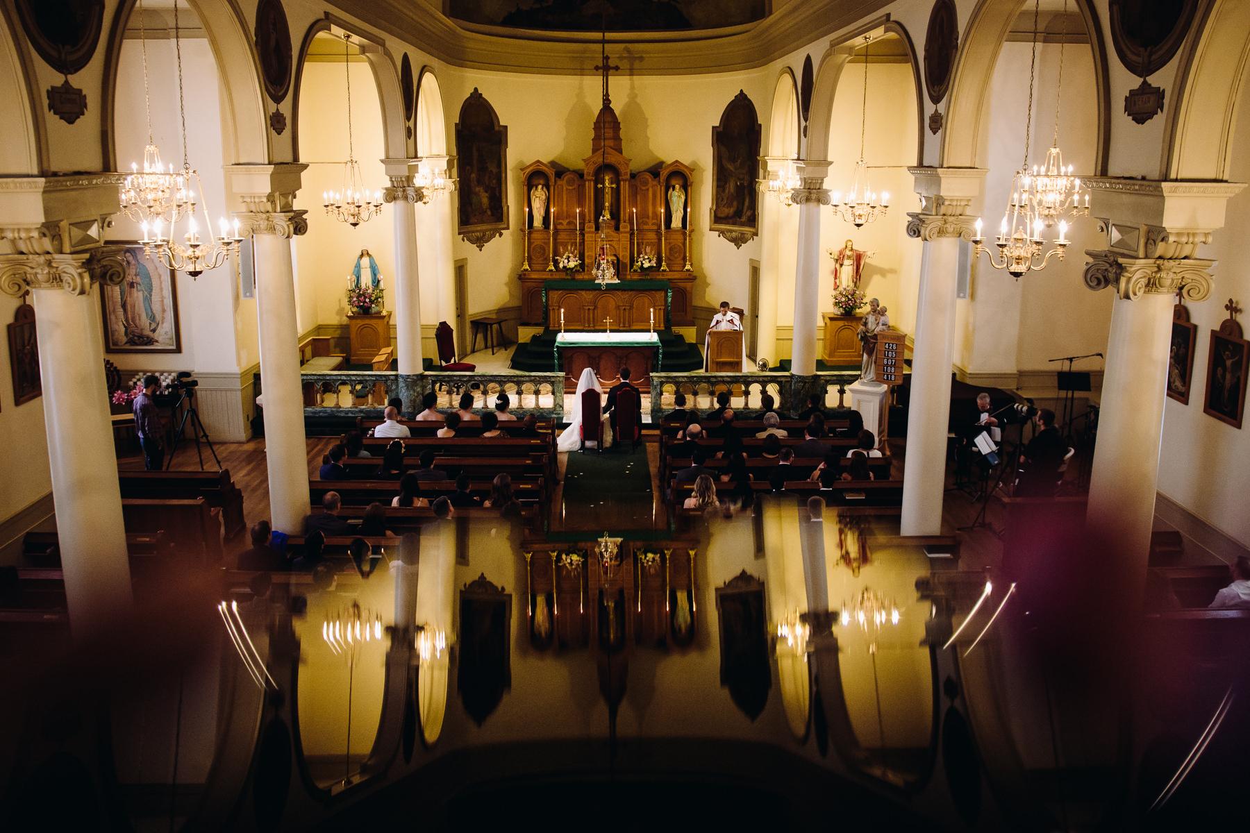 st. patrick church wedding