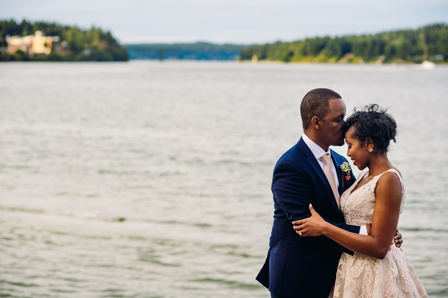 kiana lodge wedding photos