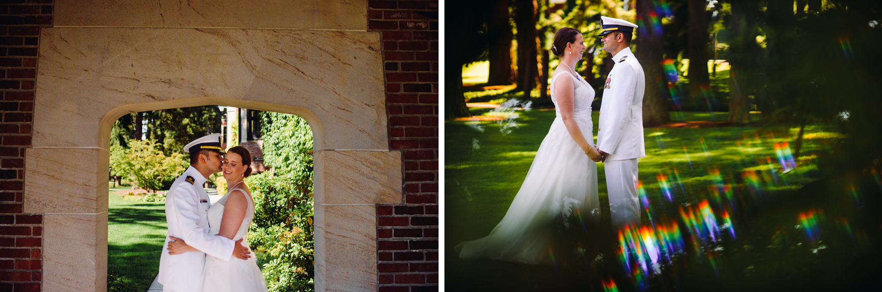 university of puget sound wedding photos
