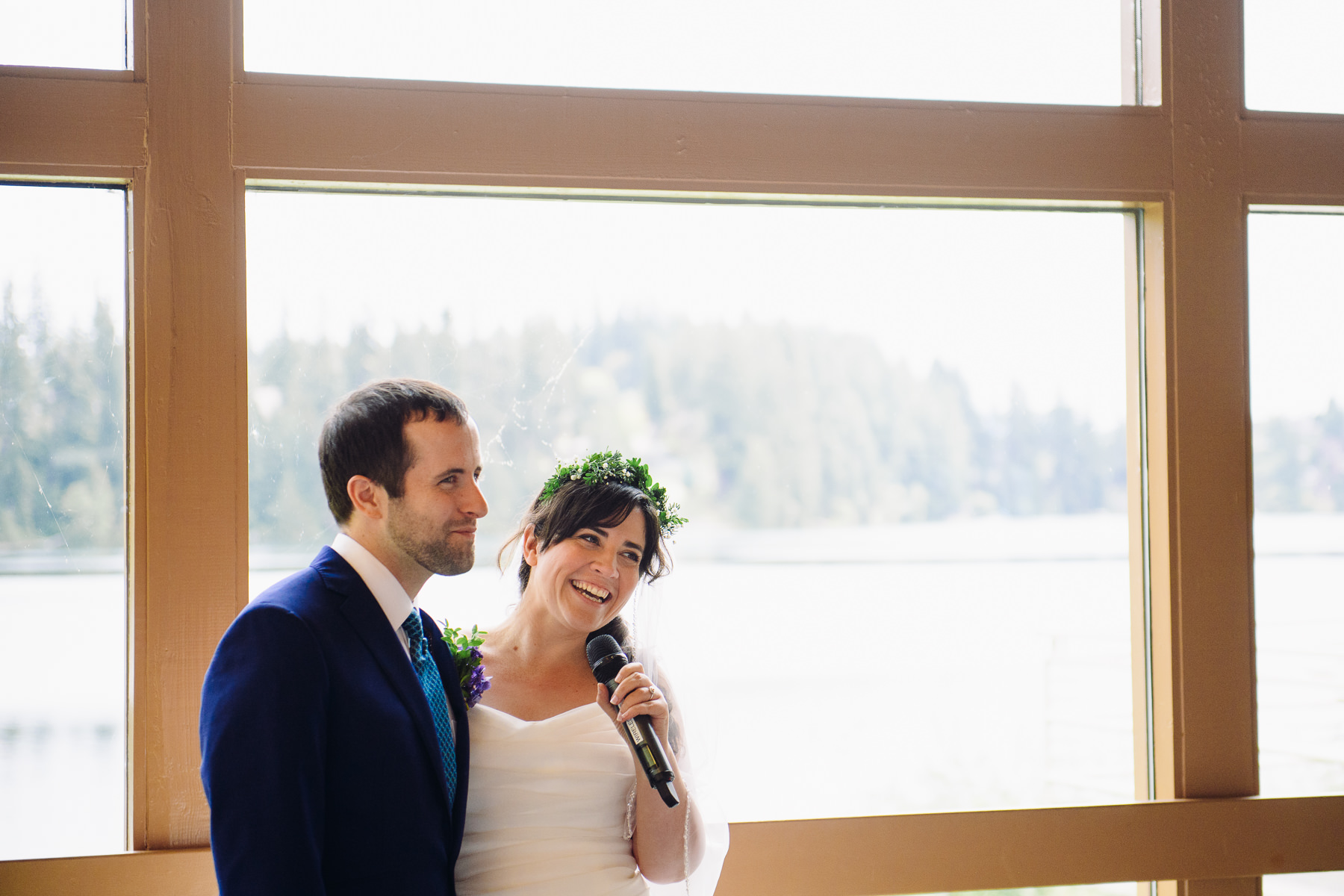 lake wilderness lodge wedding photos