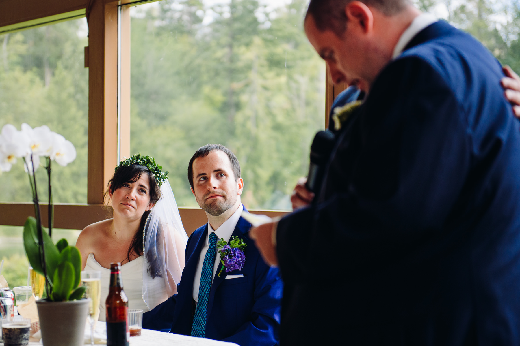 lake wilderness lodge wedding toasts