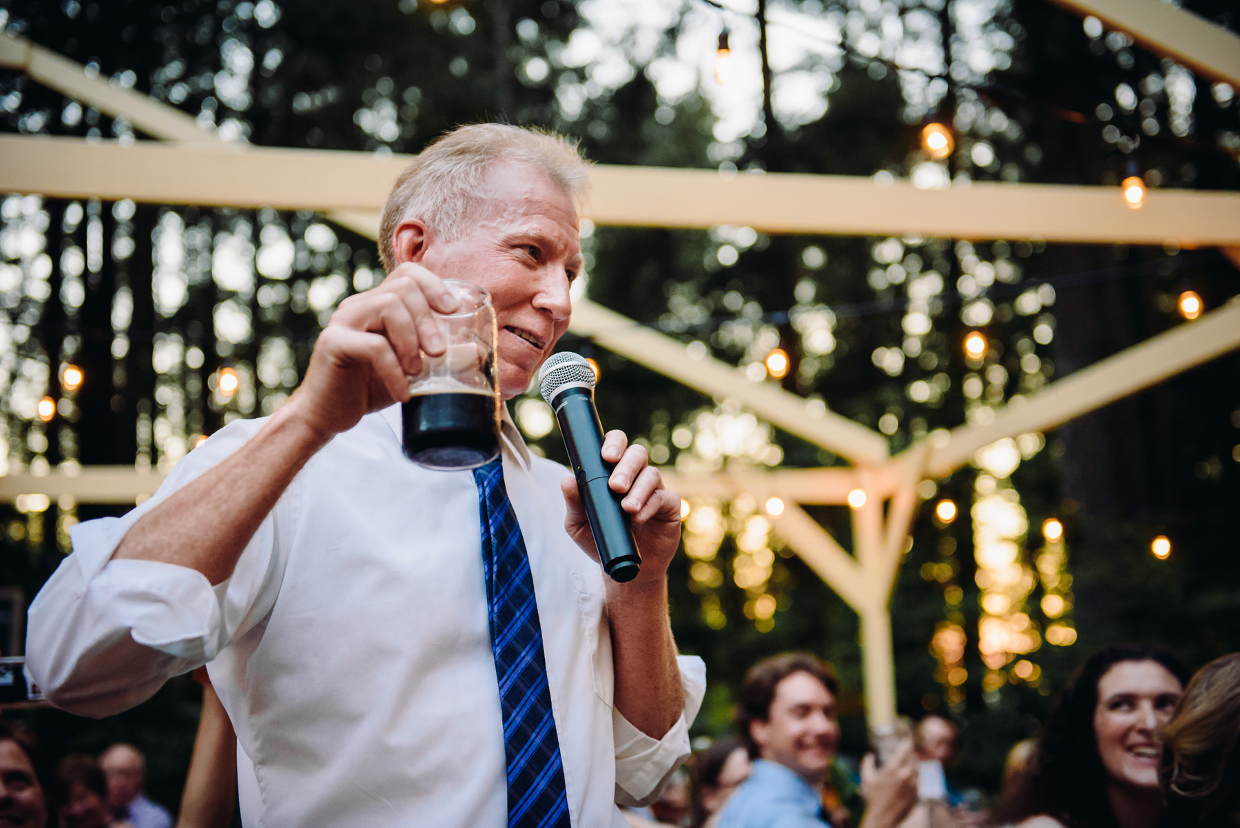 father wedding toast