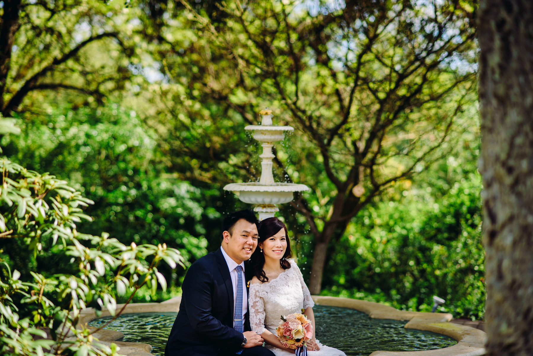 Madrona Manor Wedding portraits
