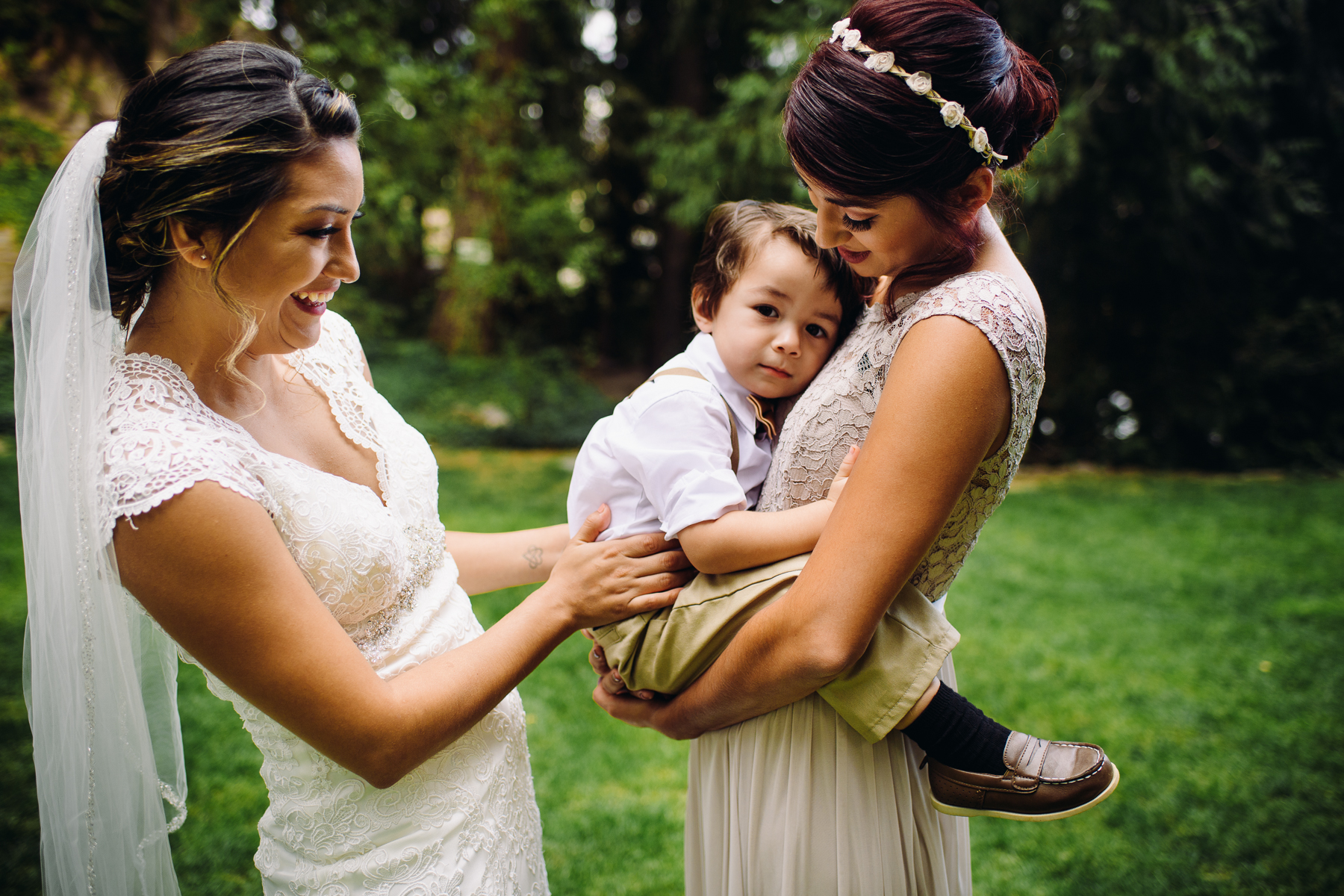 ohme gardens ring bearer moment
