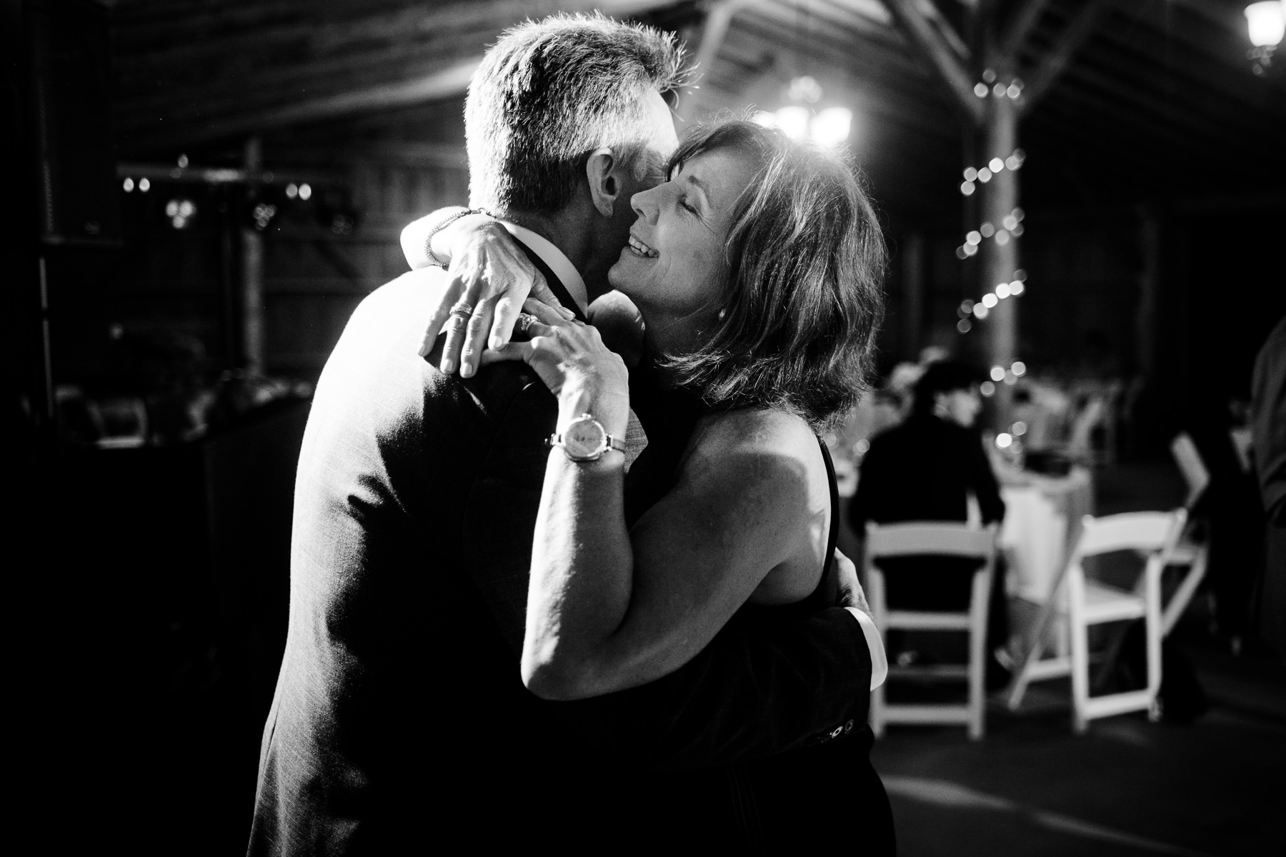Pomeroy Farms wedding reception photos