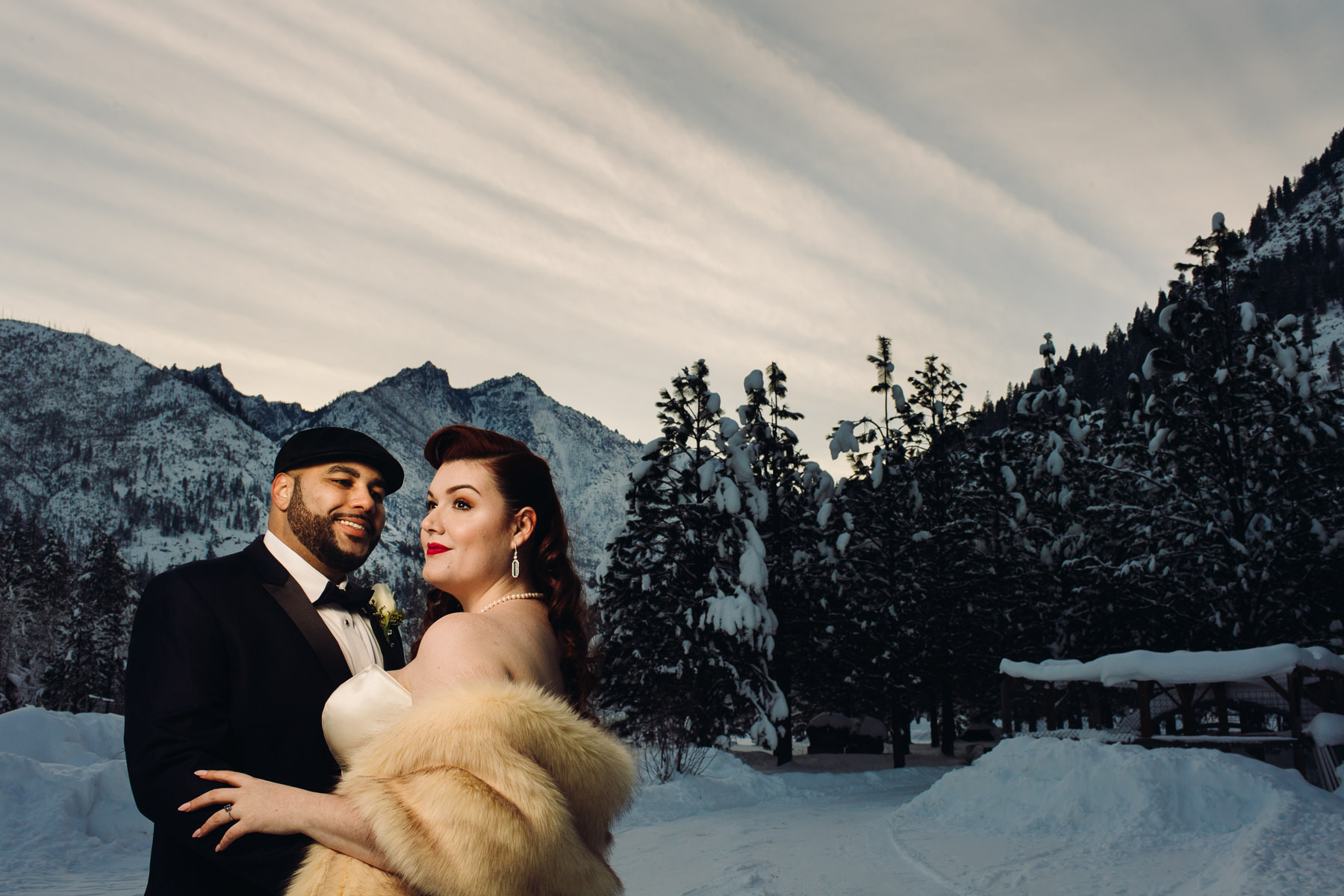 leavenworth mountain wedding venue