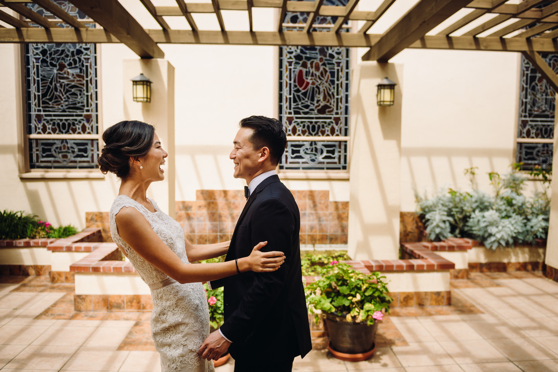 san diego kingston community church wedding
