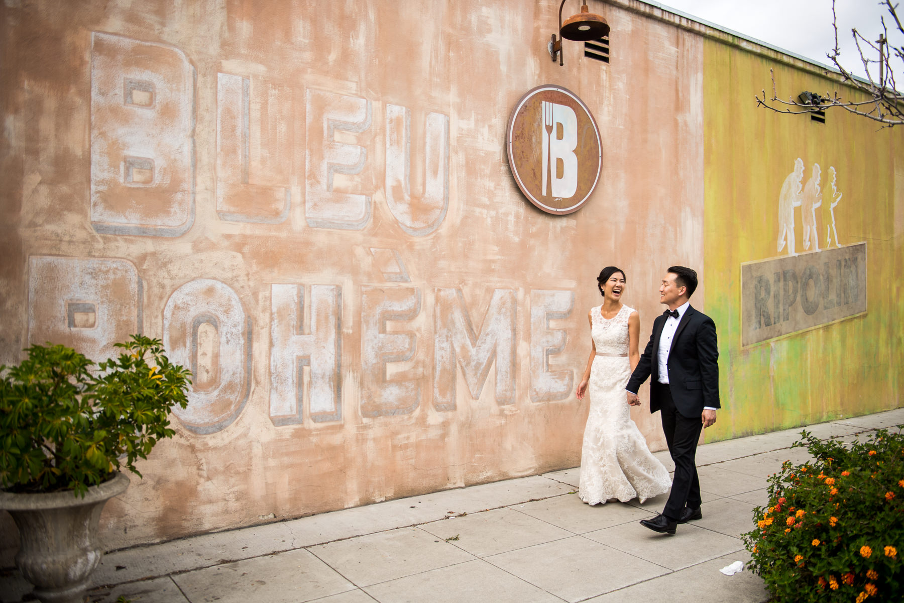 downtown kingston san diego wedding photos