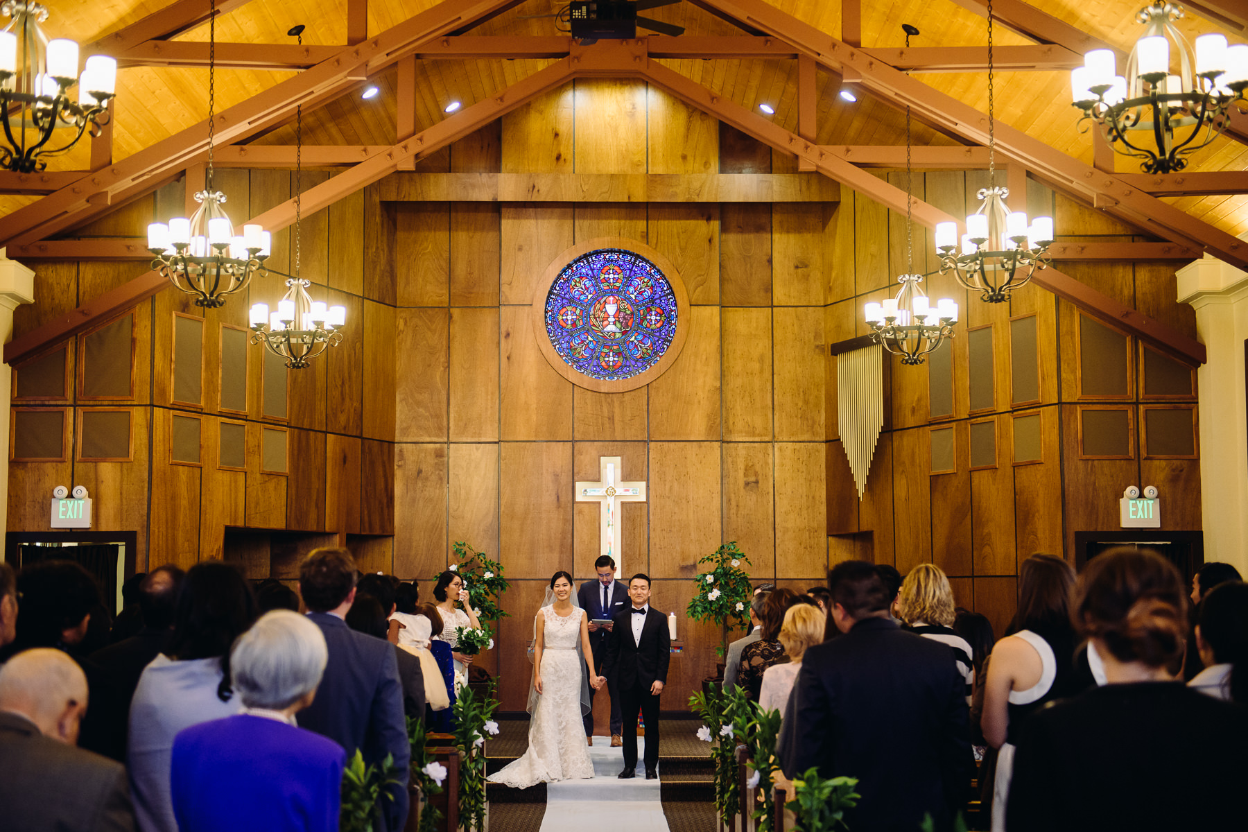 san diego church wedding photos