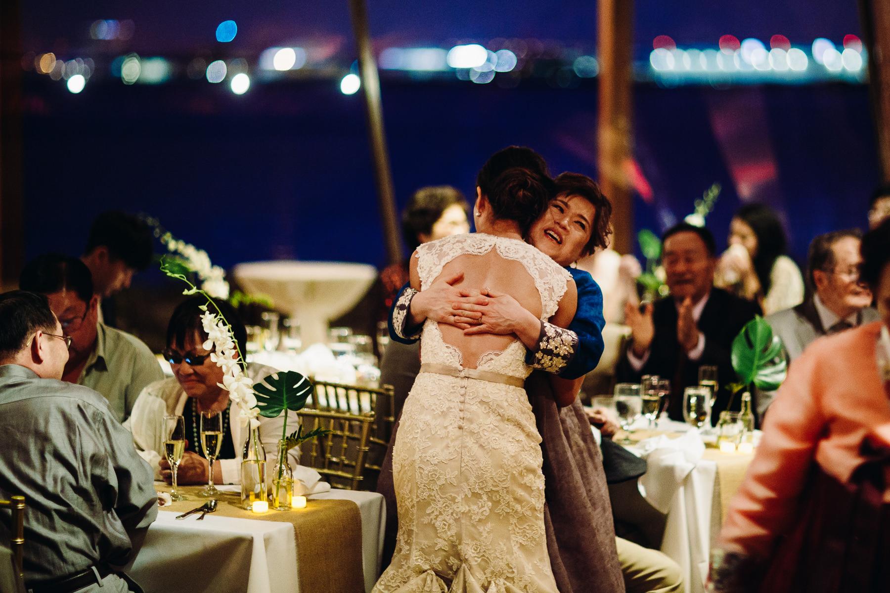Bali Hai Wedding Reception Photos
