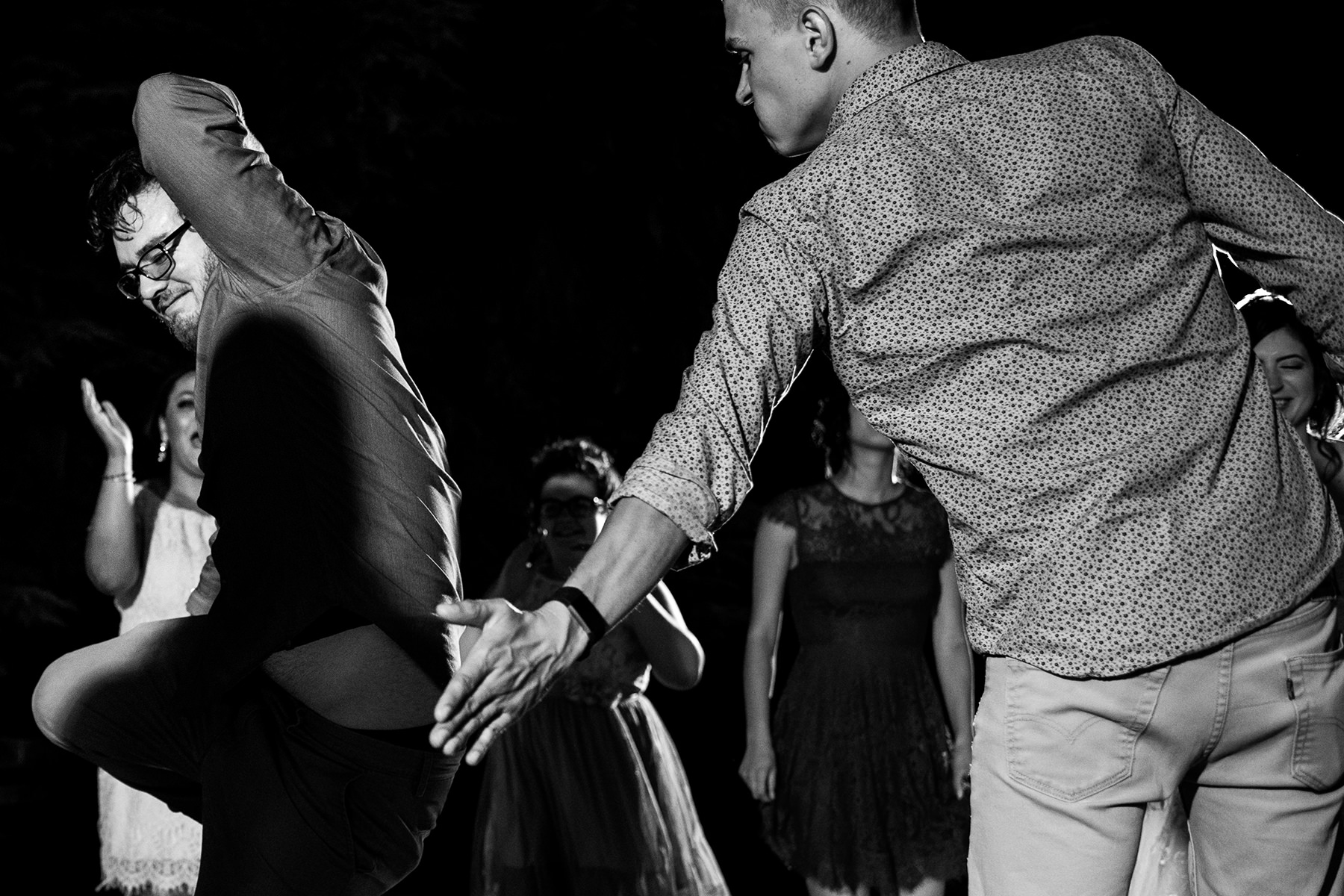 bellingham wedding dance party